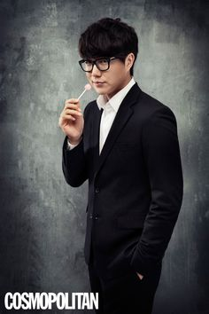 Sung Si Kyung, Jeon Hyun Moo, and Yoon Se Yoon Look Sharp and Suave for Cosmopolitan Sung Si Kyung, Eun Ji, Gorgeous Men, Beautiful People, Tv Series 2013, Cosmopolitan Magazine, Korean Entertainment, Fine Men, Korean Drama