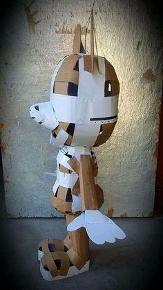 Oni Mask, Fiesta Decorations, Ideas Para Fiestas, Pinocchio, Burritos, Paper Mache, Centerpieces, Creations, Costumes