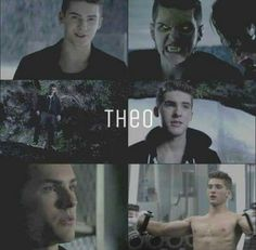 Theo (Cody Christian) #TeenWolfSeason5