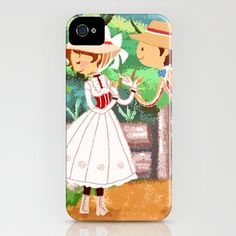 mary poppins phone case!