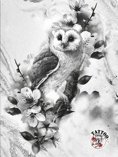 eulen motiv tattoo insel bunde beto bunde eulen insel motiv tattoo - The world's most private search engine Bird Tattoo Neck, Black Bird Tattoo, Black Tattoos, Body Art Tattoos, Circle Tattoos, Owl Tattoo Design, Flower Tattoo Designs, Realistic Owl Tattoo, Diy Tattoo
