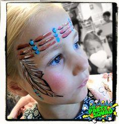 Maquillage indienne