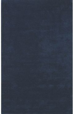 Capel Ridgeway 2565 Royal Blue Rug | Solid & Striped Rugs