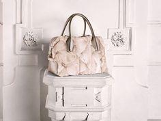 TOD'S Lavish D-Bag in short mink fur (Fall Winter 2013-14)