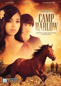 Directed by Shane Hawks. With Aj Olson, Monique Hurd, Andrew Dyer, Jasmin Savoy Brown. Camp Harlow is a faith-based drama about a teenage bully who finds redemption through her faith in God at a local summer camp. Pixl Movies, Horse Movies, Film Movie, Movies Online, Christian Camp, Christian Films, Family Movie Night, Family Movies, Camping Tv Show