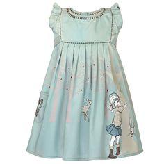 Tree Hugger Dress by belleandboo on Etsy, £48.00