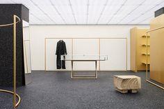 Acne Studios: un style renouvelé avec la collaboration de Max Lamb