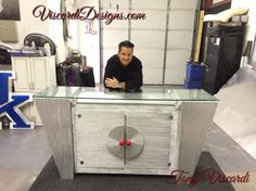 hutch,contemporary hutch by Tony Viscardi, this contemporary hutch is awesome with abstract hutch design