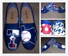 Texas Rangers (Not) Toms @Jordan Wing