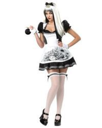 Adult Dark Alice Costume