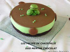 Duo menthe chocolat