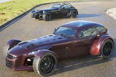 Pink Donkervoort D8 GT Cars