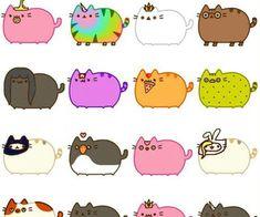 40 images about kawaii fat cat ( Warning! super Kawaii) on We Heart It Chibi Kawaii, Kawaii Cute, Kawaii Anime, Cute Wallpaper Backgrounds, Cute Cartoon Wallpapers, Sweet Cat, Dibujos Cute, Cute Kawaii Drawings, Fat Cats