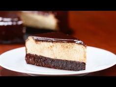 Chocolate Fudge Brownie Cheesecake