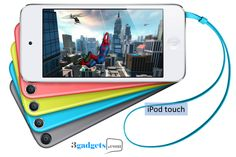Apple reveals new iPod touch #apple #ipodTouch #3gadgetsTechupdate