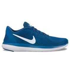 innovative design 1b542 bf11d Nike Flex 2017 RN Mens Running Shoes, Size 14, Dark Blue Nike Flex