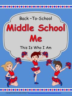Back to School - MIDDLE SCHOOL ME includes 5 fun activities and a Prezi with video