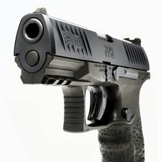 Walther PPQ Close Up. I always have wanted one of these in 9mm!!