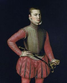 Don John of Austria Alternative Title Archduke Rudolf of Austria Collection Culture and Sport Glasgow (Museums): Pollok House Artist Attributed to Rúa, Juan de la (Spanish artist, active 16th century) Attributed to Sánchez Coello, Alonso (Spanish painter, ca.1531-1588) Date Earliest about 1560