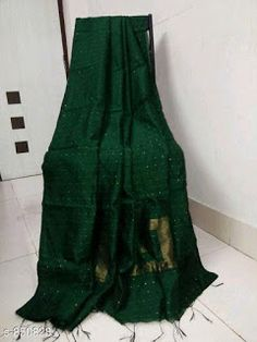 Handloom Cotton Silk Sequence Saree by House of Ethnicz - Online shopping for Sarees on MyShopPrime - Indian Silk Sarees, Silk Cotton Sarees, Cotton Silk, Gold Silk Saree, Mysore Silk Saree, Silk Saree Kanchipuram, Handloom Saree, Rekha Saree, Cotton Sarees Online Shopping