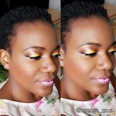 Gorgeous Make up idea   Inta :nyanga-mua