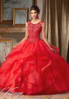 Mori Lee Quinceanera Dress Style 89117