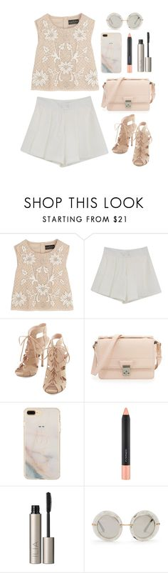 """""""Simple and cute"""" by iarsotelo ❤ liked on Polyvore featuring Needle & Thread, 3.1 Phillip Lim, MAC Cosmetics, Ilia and Dolce&Gabbana"""
