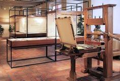 Garamond - Le Musée de l'Imprimerie de Lyon