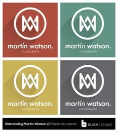 Rebranding Martin Watson