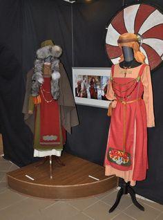 А вы думали в сказку попали? - IV Четвертая выставка костюмов. Славяне и викинги IX-XII.