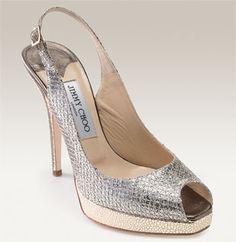 My Jimmy Choo wedding shoes!!!!