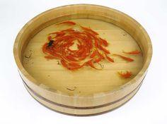 3D Goldfish Paintings by Riusuke Fukahori