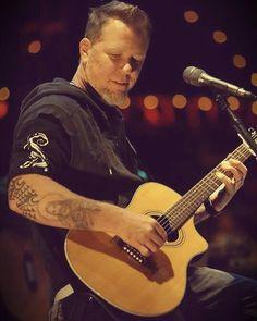 "65 Me gusta, 1 comentarios - ᴍᴇʟᴀɴɪᴀ (@metal.up.your.ass.81) en Instagram: ""#JamesHetfield #JamesHotfield #Jaymz #PapaHet #Metallica #Alcoholica"""