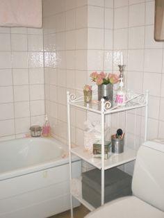 IKEA RÖNNSKÄR Bathroom Shelving Unit, 103cm BLACK. From Trade Me. | House  Ideas | Pinterest | Bathroom Shelving Unit, Bath And House