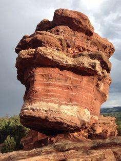Rainbow Falls, Manitou Springs, Colorado - Rainbow Falls otherwise...