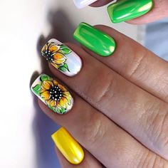 Like what you see? Follow me for more: @uhairofficial Funky Nail Art, Funky Nails, New Nail Art, Glam Nails, Beauty Nails, Cute Nails, Creative Nail Designs, Creative Nails, Nail Art Designs