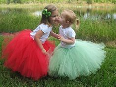 Pretty Little Christmas TuTu.