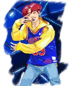 Smile and Shine! Bts J Hope, Jhope, Daydream, My Works, Army, Fan Art, Smile, Inspiration, Instagram
