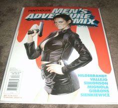 Penthouse Men's Adventure Comix #5 (VG)(Mature Readers) Hildebrandt, Mignola