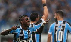 O atacante Miller Bolaños esteve em campo em apenas dois jogos, e marcou um gol, pelo Grêmio antes de ficar fora de combate