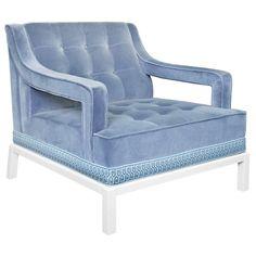 Jonathan Adler Doris Arm Chair @Zinc_Door #modern #jonathanadler #zincdoor