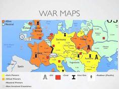 World War II Lesson Plans- Student Simulation Orientation Video
