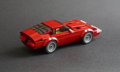 Lego 1969 Ferrari 365 GTB/4 - 02   by Jonathan Ẹlliott