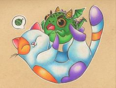 #dragonsvkittens - DeviantArt