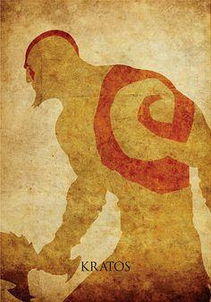 Kratos minimalist