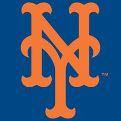 New York Mets Cap Logo on Chris Creamer's Sports Logos Page - SportsLogos. A virtual museum of sports logos, uniforms and historical items. Baseball Tickets, New York Mets Logo, Mets Baseball, Football, Ny Mets, Sports Fan Shop, Sports Teams, Sports Pics, Art