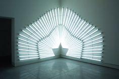 Tel-Aviv based artist Yochai Matos creates illuminating art.