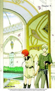 Akagami no Shirayukihime 11 Page 4