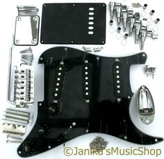 16 Best Electric guitar parts kits images in 2014 | Electric