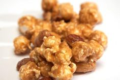 An American treasure, Buttercrunch Popcorn is a snack full of sticky, buttery, sweet fun and flavor. Just an outstanding treat for young and old.